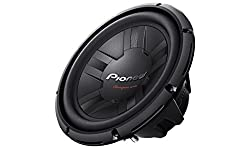 Pioneer TS-W1211D4 Champion Series 12 2-8 Ohm Dual Voice Coil Subwoofer (1400W 400 RMS))