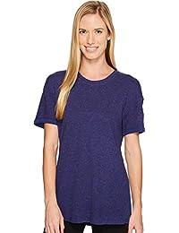 e19799ced3968 Amazon.co.uk: New Balance - Tops, T-Shirts & Blouses / Women: Clothing