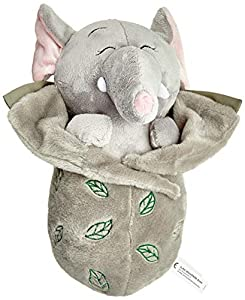 Unbekannt Sunny Toys 33016Peluche Elefante y Mono, Gris/Marrón
