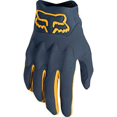 fox bomber handschuhe Fox Handschuhe Bomber Lt Navy/Yellow, Größe M