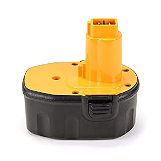 POWERAXIS 14.4V 3.0Ah NIMH Replacement Battery for Dewalt DC9091 DW9091 DW9092 DW9094 DW9038 DE9502 DE9038 DE9087 DE9091 DE9092 DE9094 DE9140 DE9141 DCB140 DCB141 DCB142