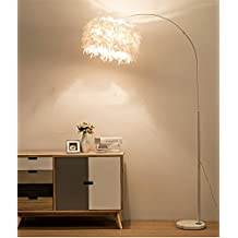 Uncle Sam LI Kreative LED Feder Fussboden Lampen Wohnzimmer Studie