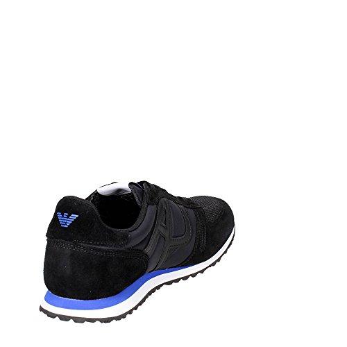 Emporio Armani Armani Jeans - Basket 935027-7a420 00020 Noir Noir