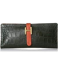 Hidesign Women's Wallet (Emerald Lobster)