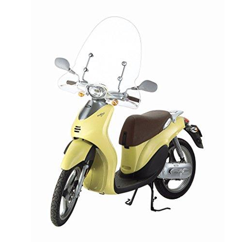 Windschutz Fabbri 1635/BA, hoch für MBK Flipper 50 SA03 | Yamaha Why YH 50 SA03