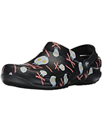 Crocs Bistro Graphic Clog Mlt, Zoccoli Unisex-Adulto