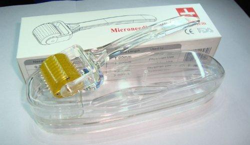 Professional Luxury Metallic Titanium Microneedle...