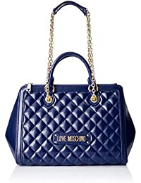ae12bde63c2 Love Moschino Quilted Nappa Pu - Shoppers y bolsos de hombro Mujer