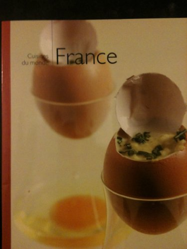Cuisines du monde - France par COLLECTIF (Broché)