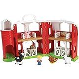 Mattel Fisher-Price CHJ51 - Little People Tierfreunde Bauernhof