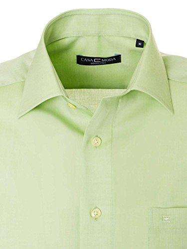 Casamoda 6068, Chemise Business Homme, Bleu vert clair