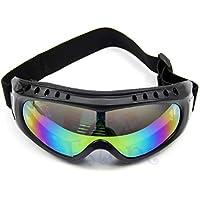 SLYlive Sicherheits-Skifahren-Schutzbrillen im Freien beschichtete Sport-staubdichte Sonnenbrille-Augengläser