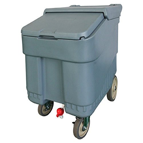 toff Ice Caddy 125 Liter, grau, 76 x 86 x 53 cm ()