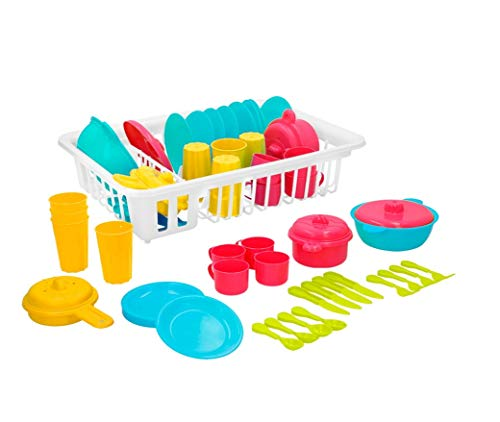 Imagen de Utensilios de Cocina de Juguetes Colorbaby por menos de 15 euros.
