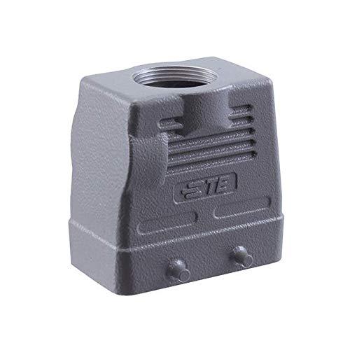 TGH Sistema Antifurto VB-OP Kit 4 Tappi Valvole Alluminio Nero GTC