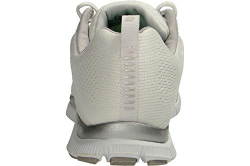 Skechers Flex AppealSweet Spot Damen Sneakers WSL°white/silver