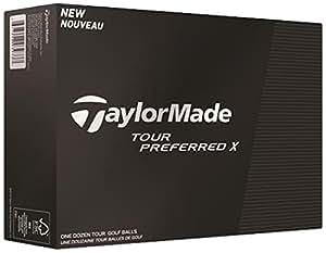 2014 TaylorMade Tour Preferred Golf Balls DOZEN - White