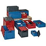 Caja PP RNDU faimex miniagr 400 x 300 x 270 mm LAKAPE altamente resistente