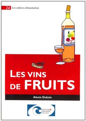 Les vins de fruits