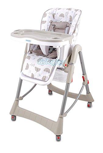 Kinderhochstuhl Babyhochstuhl Babystuhl Kinderstuhl 8 Farben Kinderplay Baby (KP0014)