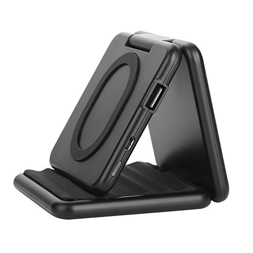 HUIGE Wireless Charger,5W Fast Charger Stand für iPhone XS/XS Max/X/X/X/X/8/8 Plus
