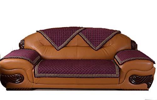 Yijiayun - Funda Protectora para sofá de Piel ...