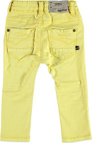 Babyface Baby Jungen Skinny Jeans, Gelb, Größe 80 -