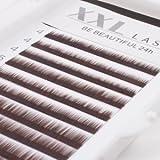 Augenbrauen Wimpern Farbe dunkelbraun