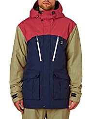 Planks - Planks Good Times 2 Layer Jacket - Navy