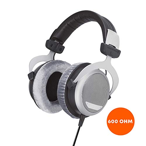 beyerdynamic DT 880 Edition 600 Ohm Over-Ear-Stereo Kopfhörer. Halboffene Bauweise, kabelgebunden, High-End, für spezielle Kopfhörerverstärker thumbnail
