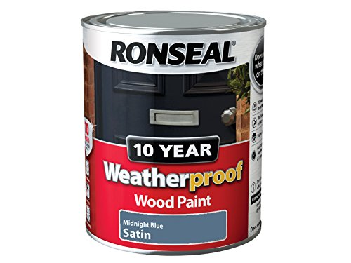 ronseal-wpmbs750-750-ml-10-year-weatherproof-exterior-satin-finish-wood-paint-blue