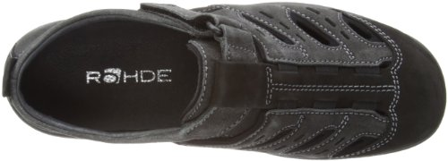 Rohde Rostock Mens Slipper Grey (82 Antracite)