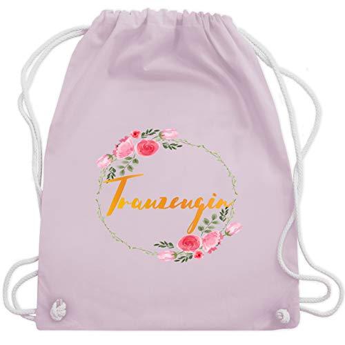 Hochzeit - Trauzeugin - Unisize - Pastell Rosa - WM110 - Turnbeutel & Gym Bag