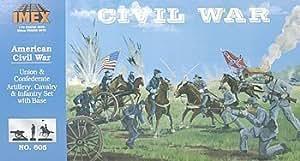 American Civil War Set 1/72 Imex by Imex