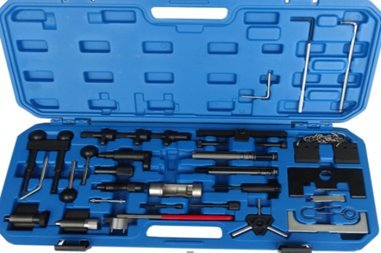 SLPRO set di attrezzi di bloccaggio per motore, cinghia di trasmissione di regolazione