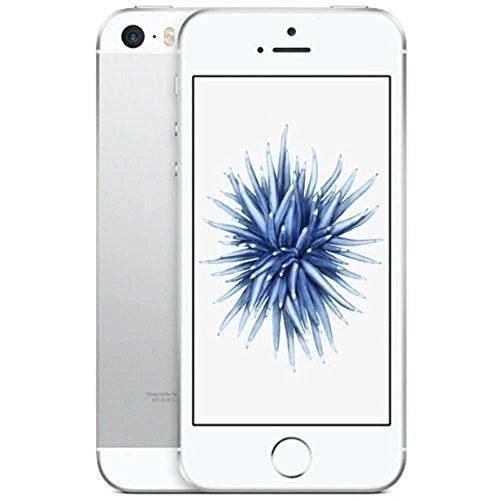 APPLE iPhone SE - 32 GB, Silver, Silver lowest price
