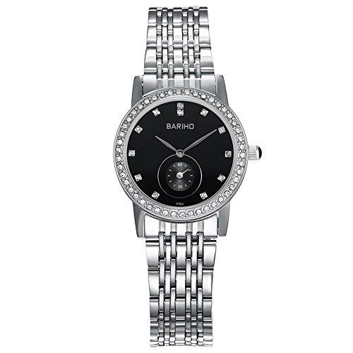 hongboom-luxury-stainless-steel-band-wrist-watch-30m-waterproof-womens-casual-business-analogue-quar