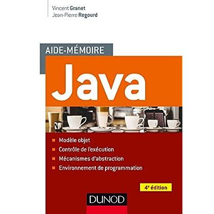Aide-mémoire - Java - 4e éd.