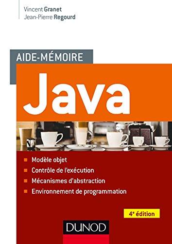 Aide-mémoire - Java - 4e éd. par Vincent Granet