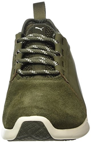 Puma St Trainer Evo V2 SD, Sneakers Basses Mixte Adulte Vert (Olive Night-olive Night)