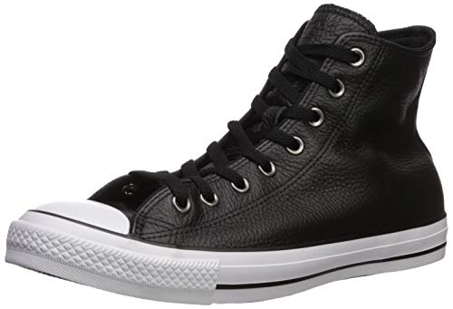 Converse 165191C CTAS High Leather Sneaker Schwarz - Schwarz Converse High-top