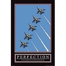 """Póster Perfection/Perfección """"Barney Stinson"""" How I Met Your Mother/Como conocí a... (61cm x 91,5cm)"""