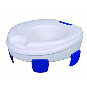 Herdegen Clipper II Toilet Seat and Fixing Legs
