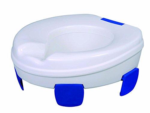 Gima 27756 Elevador WC sin tapa patas fijación