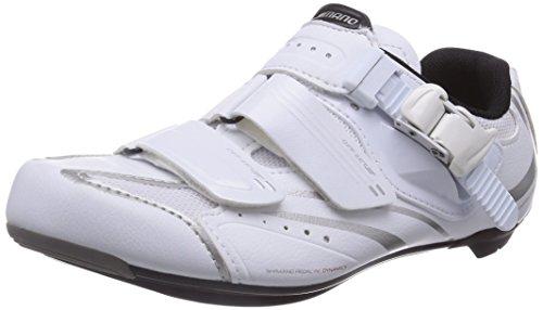 Shimano - SH-WR42, Scarpe ciclismo, unisex Bianco