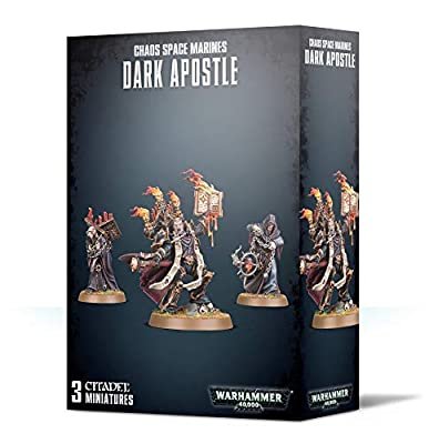 Games Workshop Chaos Space Marine - Dark Apostle