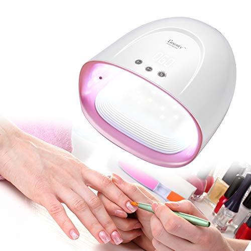 Lámpara Ultravioleta Clavo Secador LED 60W El Polaco