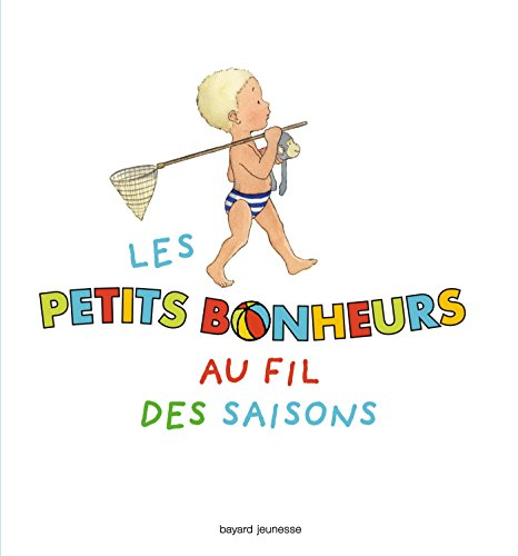 Léo et Popi - Les petits bonheurs au fil des saisons