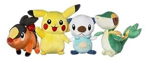 Tomy - 71788 - Jouet d'Eveil - Petite Peluche - Pokémon - Pikachu