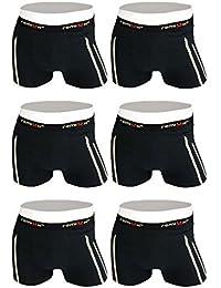 Lavazio Men's Trunks Black Black
